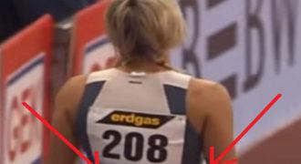 Τα οπίσθια που τρέλαναν τον εκφωνητή των Ολυμπιακών