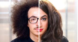 Άνδρες δοκιμάζουν μακιγιάζ και το αποτέλεσμα είναι ξεκαρδιστικό (Video)
