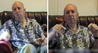 Άντρας με Πάρκινσον τρέμει ολόκληρος δείτε τι γίνεται μόλις παίρνει μαριχουάνα.