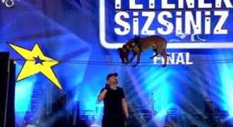 Αυτά που έκανε αυτός ο σκύλος σε talent show δεν τα έχει κάνει κανένας σκύλος