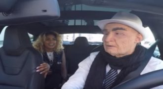 Τα είδαν όλα: Ο οδηγός ταξί που… φρίκαρε τους πελάτες του [Βίντεο]