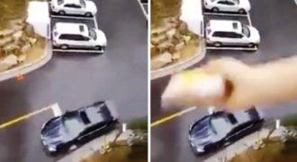 Ξέχασε το φαγητό για την δουλειά αλλά η γυναίκα του πήρε την κατάσταση στα χέρια της!