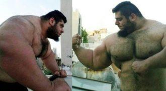 Ο 24χρονος Ιρανός που σηκώνει 175 κιλά σαν πούπουλο και έχει «γκρεμίσει» το Instagram