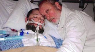 Απελπισμένος πατέρας έφερε στο νοσοκομείο όπλο και εμπόδισε τους γιατρούς να βγάλουν τον ετοιμοθάνατο γιο του από την μηχανική υποστήριξη