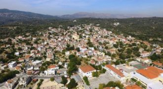Η Καλλιμασιά είναι ένα από τα μαστιχοχώρια της Χίου μέσα από μια πτήση με Drone( Video)