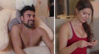 Όταν η φίλη που βλέπεις ερωτικά είναι επιτέλους single… (Video)