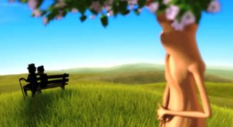 Tα ερωτευμένα δέντρα: Mια υπέροχη ταινία μικρού μήκους με ένα πολύ βαθύ νόημα.