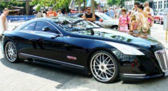 10 πολυτελή αυτοκίνητα που δεν θα είστε ποτέ σε θέση να αγοράσετε!