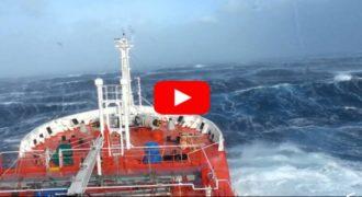 Δείτε ένα βίντεο που κόβει την ανάσα μέχρι και το τελευταίο δευτερόλεπτο! (Βίντεο)