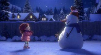 Μια χριστουγεννιάτικη ταινία μικρού μήκους για το πως η πραγματική φιλία κρατάει για πάντα.