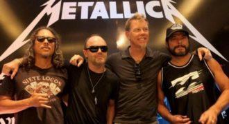 ΕΠΙΚΟ! Όταν οι Metallica έπαιζαν το Ζεϊμπέκικο της Ευδοκίας…!!! (ΒΙΝΤΕΟ)