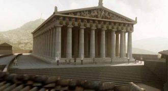 Τα μυστικά του Παρθενώνα σε ένα αποκαλυπτικό βίντεο – ντοκιμαντέρ