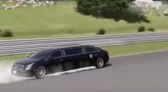 ΑΥΤΟ είναι το ΤΕΣΤ που περνάνε οι οδηγοί του Αμερικανού Προέδρου /ΣΥΓΚΛΟΝΙΣΤΙΚΟ (Βίντεο)