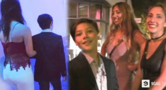 10χρονο Αγόρι προσπαθεί να μπει σε Νυχτερινό Κλαμπ. Η Συνέχεια; Θα σας κάνει να Κλαίτε από τα Γέλια!