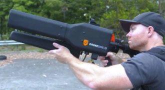 Αυτό το «όπλο» μπορεί να ρίξει οποιοδήποτε drone από απόσταση 2 χιλιομέτρων.