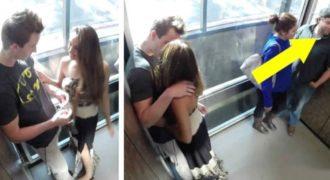 Μπήκε στο Ασανσέρ, τον Χούφτωσε στα… και άρχισε να τον Φιλάει με Πάθος. Αυτό που Ακολούθησε, θα σας Σοκάρει!