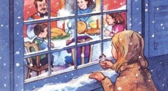 Πριν 171 χρόνια ο Χανς Κρίστιαν Άντερσεν έγραψε την πιο συγκινητική Χριστουγεννιάτικη ιστορία.