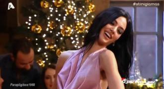 Το τσιφτετέλι που προκάλεσε πανικό στην εκπομπή του Παπαδόπουλου (Βίντεο)