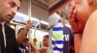 Πάμφτωχη γυναίκα πουλάει Λουλούδια στο Μετρό για να Ζήσει. Τότε ένας Άγνωστος την Πλησιάζει και κάνει το Αδιανόητο!