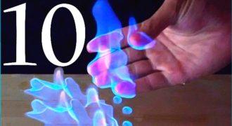 Tα 10 Πειράματα της Φυσικής που θα σας εντυπωσιάσουν!
