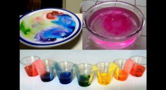 10 Καταπληκτικά Πειράματα που μπορείτε να κάνετε στο Σπίτι (Video)