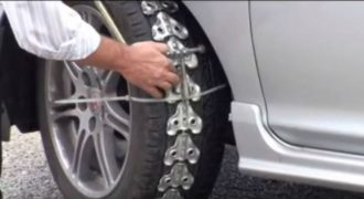 Αυτές οι αλυσίδες μπαίνουν σε όλα τα αυτοκίνητα σου αλλά κοστίζουν κάτι παραπάνω !!