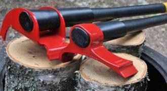 Το εργαλείο που κάνει το κόψιμο των ξύλων παιχνίδι! Ένα πολύ ξεχωριστό τσεκούρι!