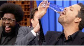 ΔΕΙΤΕ τι Έκανε αυτός ο Μάγος στην εμπομπή του Jimmy Fallon… ΔΕΝ πιστεύαν Στα ΜΑΤΙΑ τους!