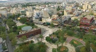 Το ιστορικό κέντρο της Αθήνας μέσα από εκπληκτικές εναέριες λήψεις (Video)