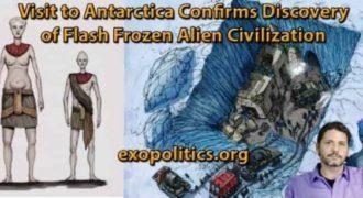 Εντοπίστηκε Εξωγήινος Πολιτισμός στην Ανταρκτική; (Video)