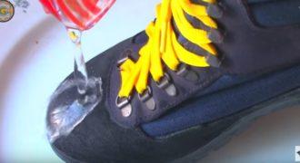 Κάνε το παπούτσια σου αδιάβροχα + 9 κόλπα για να κάνεις την ζωή σου πιο έυκολη