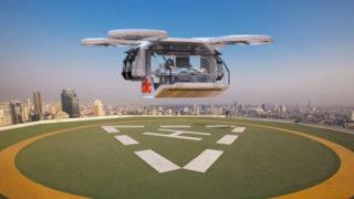 Ασθενοφόρο drone έρχεται από το μέλλον