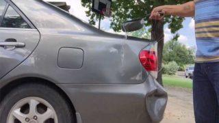 Έχει βαθούλωμα το αμάξι σας; – Δείτε πως να το φτιάξετε χωρίς να το πάτε σε συνεργείο! (Βίντεο)
