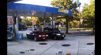 Προσοχή: Δείτε γιατί ΔΕΝ πρέπει να βάζετε καύσιμα με ανοιχτό το αυτοκίνητο!