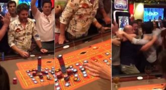 Πόνταρε 100.000$ στον αριθμό «32» και»έκατσε» η μπίλια στο νούμερο του! Δείτε ΤΙ έγινε στο καζίνο και ΠΟΣΑ Κέρδισε…