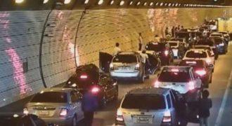Απίθανο! Δείτε τι κάνουν οι οδηγοί στην Κορέα σε περίπτωση ατυχήματος – Το βίντεο που ακολουθεί είναι τόσο διδακτικό!