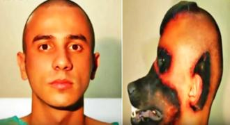 Ο άντρας που έγινε «σκύλος» και 9 ακόμη που προχώρησαν σε ακραίες μεταμορφώσεις για να γίνουν ΚΑΤΙ άλλο!