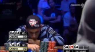 Επική νίκη αξίας… 26 εκατ. στο πόκερ! (Video)