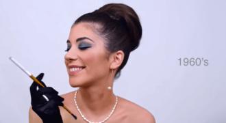 100 χρόνια ελληνικής ομορφιάς σε ένα βίντεο 2 λεπτών