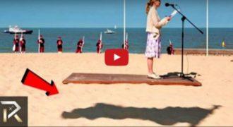 10 Απίστευτες Οφθαλμαπάτες Και Η Εξήγηση Τους!