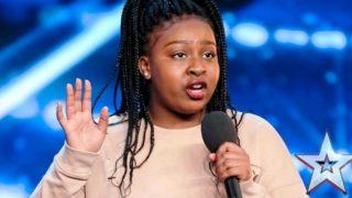 15χρονη ανεβαίνει στη σκηνή και στο τέλος ΟΛΟΙ υποκλίνονται μπροστά της!! (video)