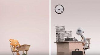 Βραβευμένη ταινία μικρού μήκους δείχνει πως η κοινωνία καταστρέφει τη δημιουργικότητα