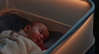 Η Ford κατασκεύασε μια κούνια που θα κοιμίζει κάθε μωρό πολύ γρήγορα