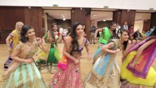 Ο χόρος μια νύφης από την Ινδία στο γάμο της έχει ξετρελάνει τον κόσμο παγκοσμίως