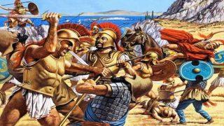 H μάχη του Μαραθώνα σε μια εντυπωσιακή ψηφιακή αναπαράσταση
