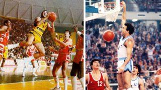 Αυτά τα καλάθια έβαλαν τον Νίκο Γκάλη στο Hall of Fame του NBA