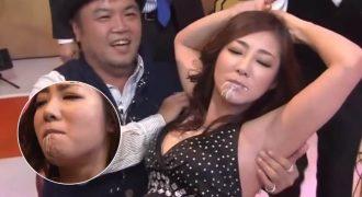 """Στην Ιαπωνία υπάρχει ένα τηλεπαιχνίδι που ονομάζεται """"Μην καταπίνεις"""" και είναι πολύ ενδιαφέρον"""