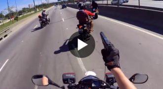 Βίντεο που Αποδεικνύει πως Κανείς Δεν μπορεί να Ξεφύγει από αυτούς τους Αστυνομικούς…