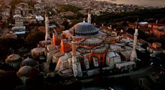 Σπάνιο βίντεο: Η ιστορία της Λειτουργίας στην Αγιά Σοφιά το 1919 από στρατιωτικό ιερέα!