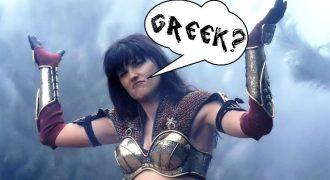 Άπταιστα Ελληνικά σε Ξένες Ταινίες και σειρές για την ανάγκη του ρόλου! (Βίντεο)
